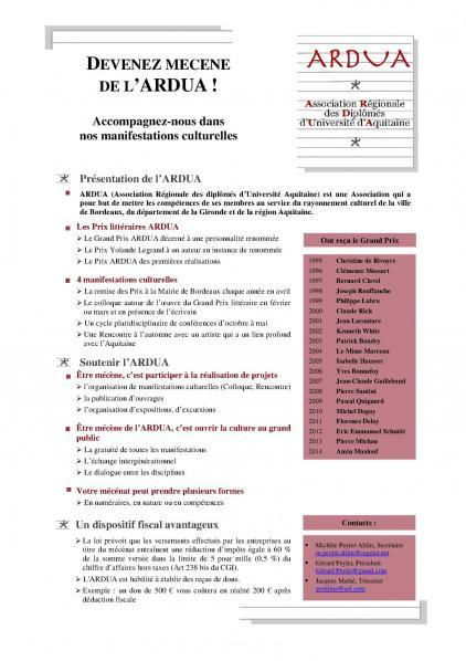 Mecenat ardua 1 pdf